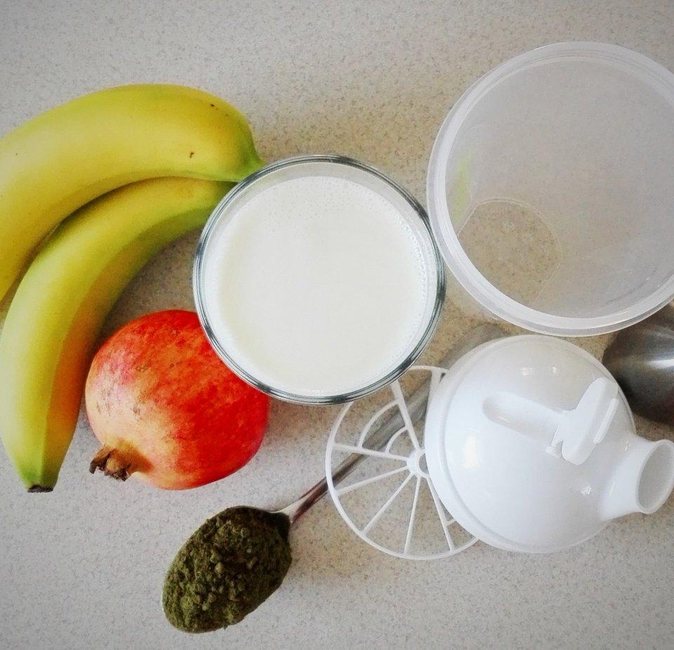 Sei fit mit Hanfprotein