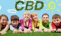 CBD olie kan worden gebruikt door kinderen