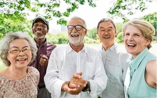 CBD para idosos 7 principais benefícios
