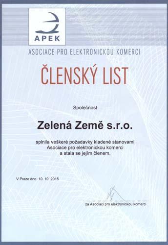 Clenky lijst 2016
