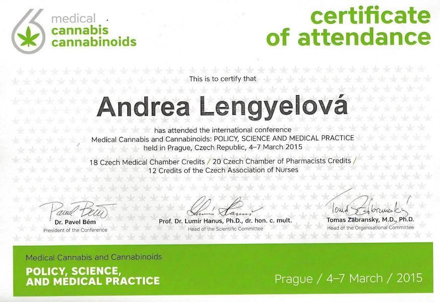 Medische Cannabis Certification