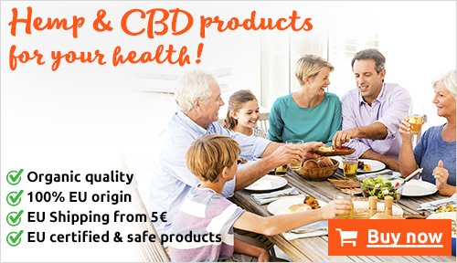 CBD Oil Hemp Tea And Other CBD Products