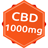 КБД 1000 Mg