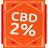 שמן קנבוס CBD 2%, 10ml - CBD Normall