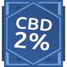 Cbd Crystall 2 Pourcentage