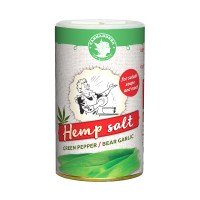 Hemp Salt With Green Pepper And Wild Garlic 165g 200x200