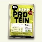 hemp protein sample